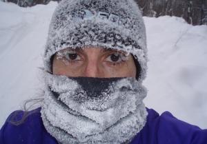 frozen runner