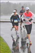 BMO half marathon runners