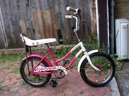 old style bicycle