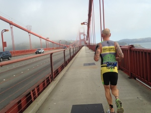 Alacatraz Challenge runner