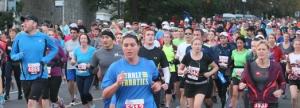 Victoria Goodlife Fitness Half Marathon